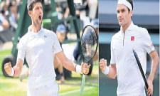 Roger Federer and Novak Djokovic reach men's final - Sakshi