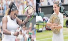 Simona Halep stuns Serena Williams to win first Wimbledon title - Sakshi