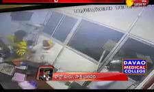 Robbery in pragathi transport office