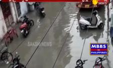 Heavy Rains in Vijayawada