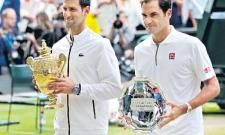 Novak Djokovic Beats Roger Federer In Longest Wimbledon Final