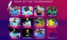 Rohit Sharma and Jasprit Bumrah Feature in ICC Team of the Tournament - Sakshi