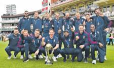 Bayliss backs Morgan to remain England captain after World Cup triumph - Sakshi