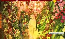 Huge crowd in temples due to guru pournami