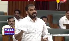Minister Anil Kumar Yadav Speech in AP Assembly
