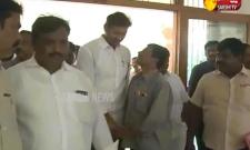 MP Avinash Reddy review meeting with UCIAL victims