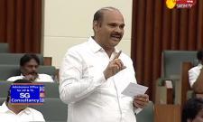 ParthaSarathy Speech In AP Assembly