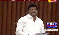 Thopudurthi Prakash Reddy Speech At AP Assembly ...