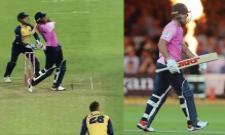 De Villiers Starts In Middlesex Victory in T20 Blast - Sakshi