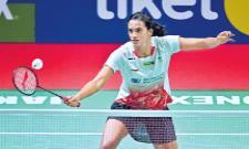 Sindhu enters Indonesia Open quarters, Srikanth ousted - Sakshi