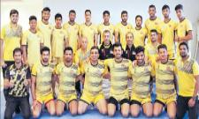 Abozar Mighani to captain Telugu Titans - Sakshi