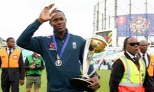 Frank Archer Says Jofra Can be Michael Jordan Of Cricket - Sakshi