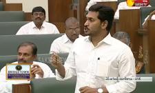 YS Jagan Strong Reply To TDP Over Polavaram In AP Assembly