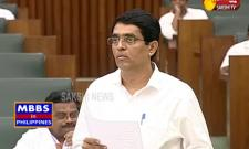 Buggana Rajendranath Reddy Budget Speech on World Bank