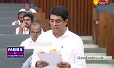Buggana Rajendranath Reddy Questions TDP Leaders Behavior In AP Assembly