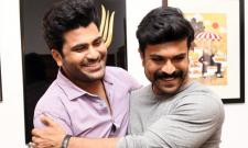 Ram Charan Released Ranarangam Soundtrack - Sakshi