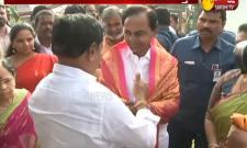 KCR Comments Over Rayalaseema Development In Nagari