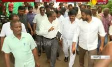 Ap Ministers Visiting At Flooded Areas In Krishna - Sakshi