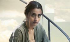 Trisha will shoot stunt scenes in Uzbekistan from September - Sakshi