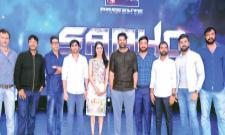 Rebel Star Krishnam Raju Speech At Saaho Pre Release Event - Sakshi