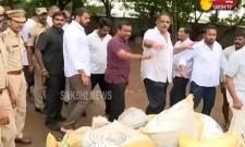 TDP Politics on Floods