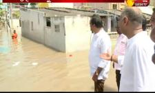 Potluri Varaprasad Visit Flood Affected Areas in Krishna District