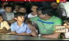MLA Ajay Kumar inspects Sc Boys Hostel in Khammam
