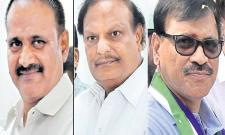 Three YSRCP MLC Candidates Elected Unanimously in AP