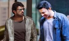 Is Prabhas Playing Dual Role in Saaho - Sakshi