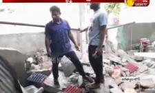 Cylinder Explosion in Social Welfare Hostel at Jagtial