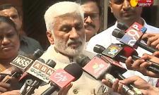 Vijayasai Reddy Gives Clarity on Polavaram Reverse Tendering