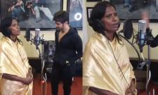 Ranu Mondal First Song In Himesh Reshammiya Movie - Sakshi