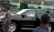 AP CM YS Jagan Reached Shamshabad Airport From US - Sakshi
