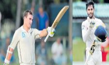 Latham century helps New Zealand dominate - Sakshi
