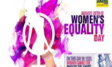 International Women's Equality Day