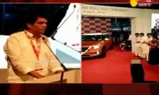 Minister Buggana Rajendra Nath Launches KIA CAR  - Sakshi