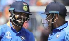 Kohli Reveals Reason Behind Sharing MS Dhonis Photo - Sakshi