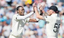 Jofra Archer Six Wickets Put England on Top Despite Steve Smiths resistance - Sakshi