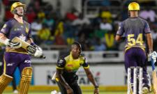 Pollards Trinbago Knight Riders Register Third Highest T20 Score - Sakshi