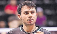 Sourabh Verma Entered The Semifinals of The Badminton Tournament - Sakshi
