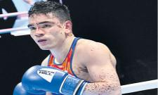 Another Indian Boxer Entered The Second Round of The World Boxing Championship - Sakshi