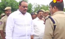 Police case booked against TDP leaders