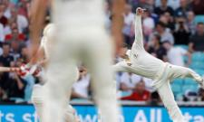 Smiths Superhuman Flying Effort To Dismiss Woakes - Sakshi