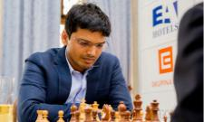 Hari krishna qualified for the third round of the World Cup Chess Tournament - Sakshi
