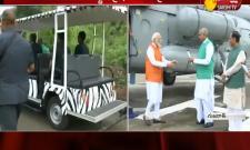 AP CM YS Jagan Birth Day Wishes To PM Narendra Modi