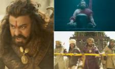 Chiranjeevi Sye Raa Telugu Movie Trailer Out - Sakshi