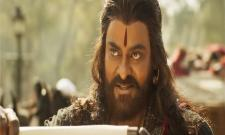 Sye Raa Narasimha reddy Trailer Out - Sakshi