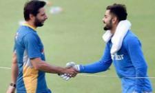 Afridi Hails Kohli After Half Century Against South Africa - Sakshi