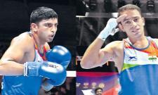 Manish Helps India Create History In Ekaterinburg - Sakshi