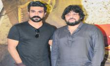 Ram Charan Speech At Sye Raa Narasimha Reddy Trailer Launch - Sakshi